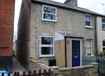 Thumbnail 2 bed end terrace house to rent in Laceys Lane, Exning, Newmarket, Suffolk