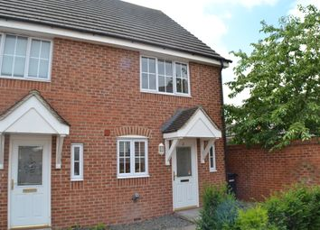 Thumbnail 2 bedroom semi-detached house to rent in Artillery Drive, Thatcham
