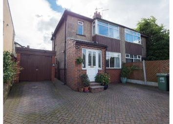 Thumbnail 3 bed semi-detached house for sale in Apperley Lane, Leeds