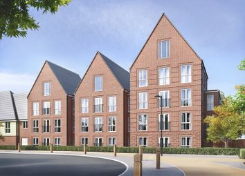 Thumbnail 2 bed flat for sale in Centenary Way, Off White Hart Lane, Chelmsford, Essex