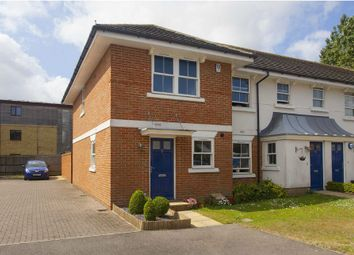 Thumbnail 2 bed semi-detached house to rent in St. Lawrence Chase, Ramsgate