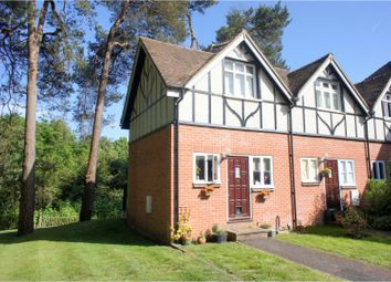 Thumbnail 1 bed end terrace house for sale in Deepcut Bridge Road, Camberley