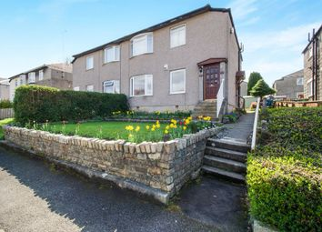 Thumbnail 3 bed flat for sale in Croftwood Avenue, Croftfoot, Glasgow