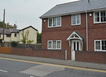 Thumbnail 3 bed mews house to rent in Chester Road, Mold