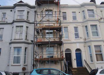 Thumbnail 2 bed flat for sale in Blomfield Road, St. Leonards-On-Sea