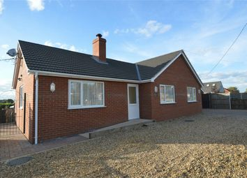 Thumbnail 3 bed detached bungalow for sale in Green Lane West, Rackheath, Norwich
