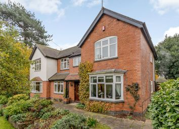 Thumbnail 5 bed detached house for sale in Church Road, Rolleston-On-Dove, Burton-On-Trent