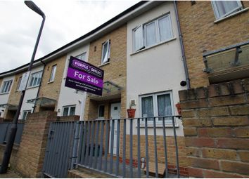 Thumbnail 2 bed terraced house for sale in Odell Walk, London