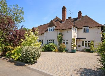 Thumbnail 4 bed detached house for sale in Christchurch Crescent, Radlett