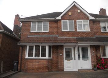 Thumbnail 3 bed property to rent in Brackenfield Road, Great Barr, Birmingham