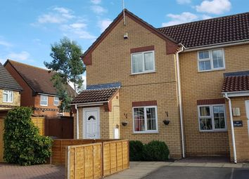 Thumbnail 2 bed semi-detached house for sale in Shiregate, Metheringham, Lincoln
