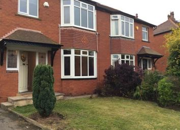 Thumbnail 4 bedroom shared accommodation to rent in Becketts Park Crescent (Room 4), Headingley, Leeds