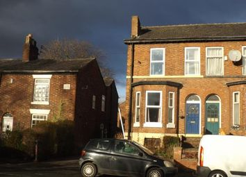 Thumbnail 3 bed semi-detached house for sale in Urmston Lane, Stretford, Manchester, Greater Manchester