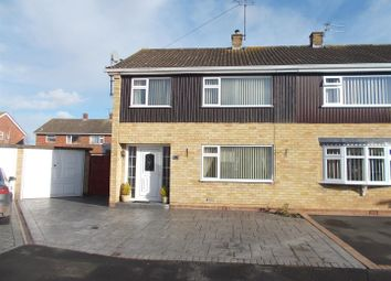 Thumbnail 3 bed semi-detached house for sale in Longville Road, Heath Farm, Shrewsbury