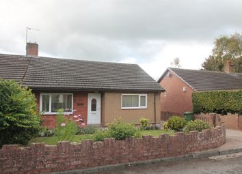 Thumbnail 2 bedroom semi-detached bungalow to rent in 37 Barco Avenue, Penrith, Cumbria