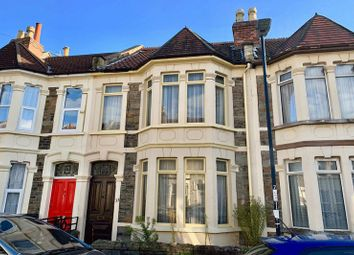 Thumbnail 2 bedroom terraced house for sale in Leonard Road, Bristol