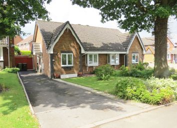 Thumbnail 2 bed semi-detached bungalow for sale in The Yews, Bedworth, Warwickshire