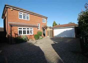 Thumbnail 4 bed detached house for sale in Echelforde Drive, Ashford, Surrey