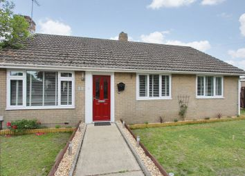 Thumbnail 3 bed detached bungalow for sale in Hei - Lin Way, Ludgershall, Andover