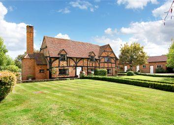 Thumbnail 4 bedroom detached house for sale in Winkfield Street, Winkfield, Windsor, Berkshire