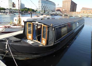 Thumbnail 1 bed houseboat for sale in Salthouse Dock, Royal Albert Dock, Liverpool, Merseyside