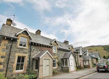 Thumbnail 2 bed end terrace house for sale in St. Fillans, Crieff