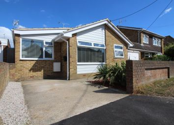 Thumbnail 2 bed detached bungalow for sale in Linroping Avenue, Canvey Island