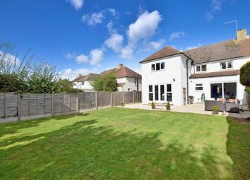 Thumbnail 5 bed semi-detached house for sale in Downs Way, East Preston, West Sussex