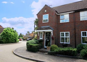 Thumbnail 3 bedroom semi-detached house for sale in Long Ayres, Coldecotte, Milton Keynes