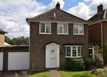 3 bed detached house for sale in Paiges Farm Close, Weald, Sevenoaks, Kent TN14
