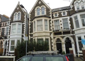 Thumbnail 1 bedroom property for sale in Connaught Road, Roath, Cardiff