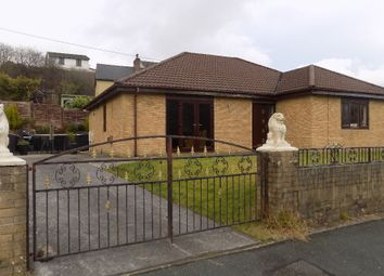 Thumbnail 3 bed bungalow for sale in Gwaun Delyn Close, Coalbrookvale, Abertillery