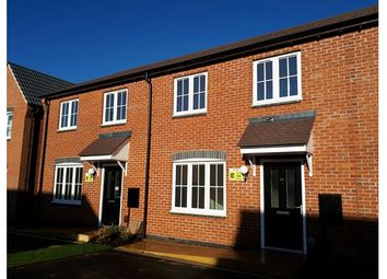 Thumbnail 3 bedroom town house for sale in Hambleton Lea, Raywell Road, Leicester