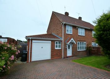 Thumbnail 4 bed semi-detached house to rent in Whittington Grove, Fenham, Newcastle Upon Tyne