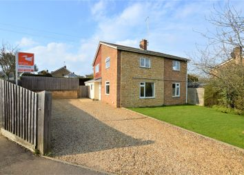 Thumbnail 5 bedroom detached house for sale in Park Road, Ketton, Stamford