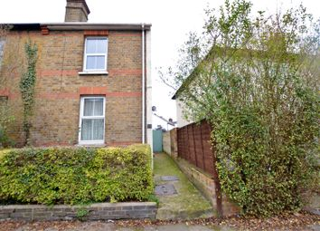 Thumbnail 2 bedroom end terrace house for sale in Ledgers Road, Slough