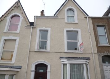 Thumbnail 1 bed flat to rent in Finsbury Terrace, Brynmill, Swansea