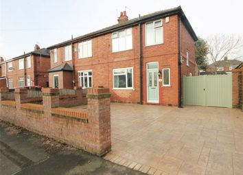 Thumbnail 2 bed semi-detached house for sale in Hawthorne Avenue, Woolston, Warrington