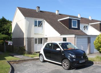 Thumbnail 2 bed semi-detached house to rent in Quintrell Gardens, Quintrell Downs, Newquay