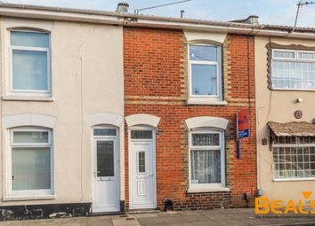 Thumbnail 2 bedroom terraced house for sale in Croft Road, Portsmouth, Hampshire
