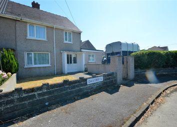 Thumbnail 3 bed end terrace house for sale in Dan Y Bryn, Pembrey, Burry Port