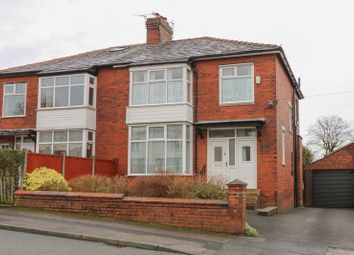 Thumbnail 3 bed semi-detached house for sale in Devonshire Rd, Heaton, Bolton