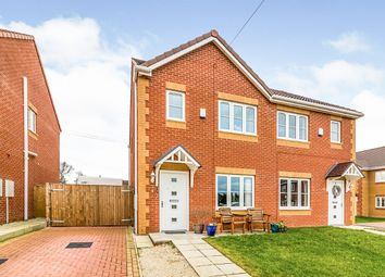 Thumbnail Semi-detached house for sale in Park Close, Royston, Barnsley, South Yorkshire