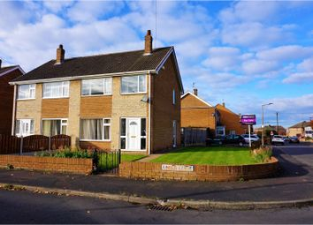 Thumbnail 3 bed semi-detached house for sale in Linden Close, Hatfield