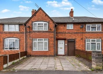 Thumbnail 3 bed terraced house for sale in Providence Lane, Walsall, West Midlands, .