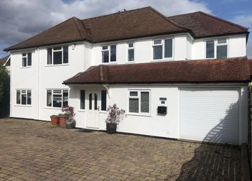 Thumbnail 5 bed detached house for sale in Kearton Close, Kenley