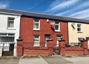3 bed terraced house for sale in Church Street, Tredegar NP22