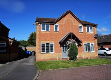Thumbnail 2 bedroom semi-detached house for sale in Consort Gardens, Derby