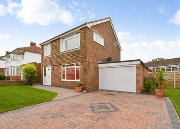 Thumbnail 3 bed detached house for sale in Foreland Avenue, Folkestone