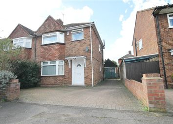 Thumbnail 3 bed semi-detached house for sale in Wolsey Road, Sunbury On Thames, Middlesex